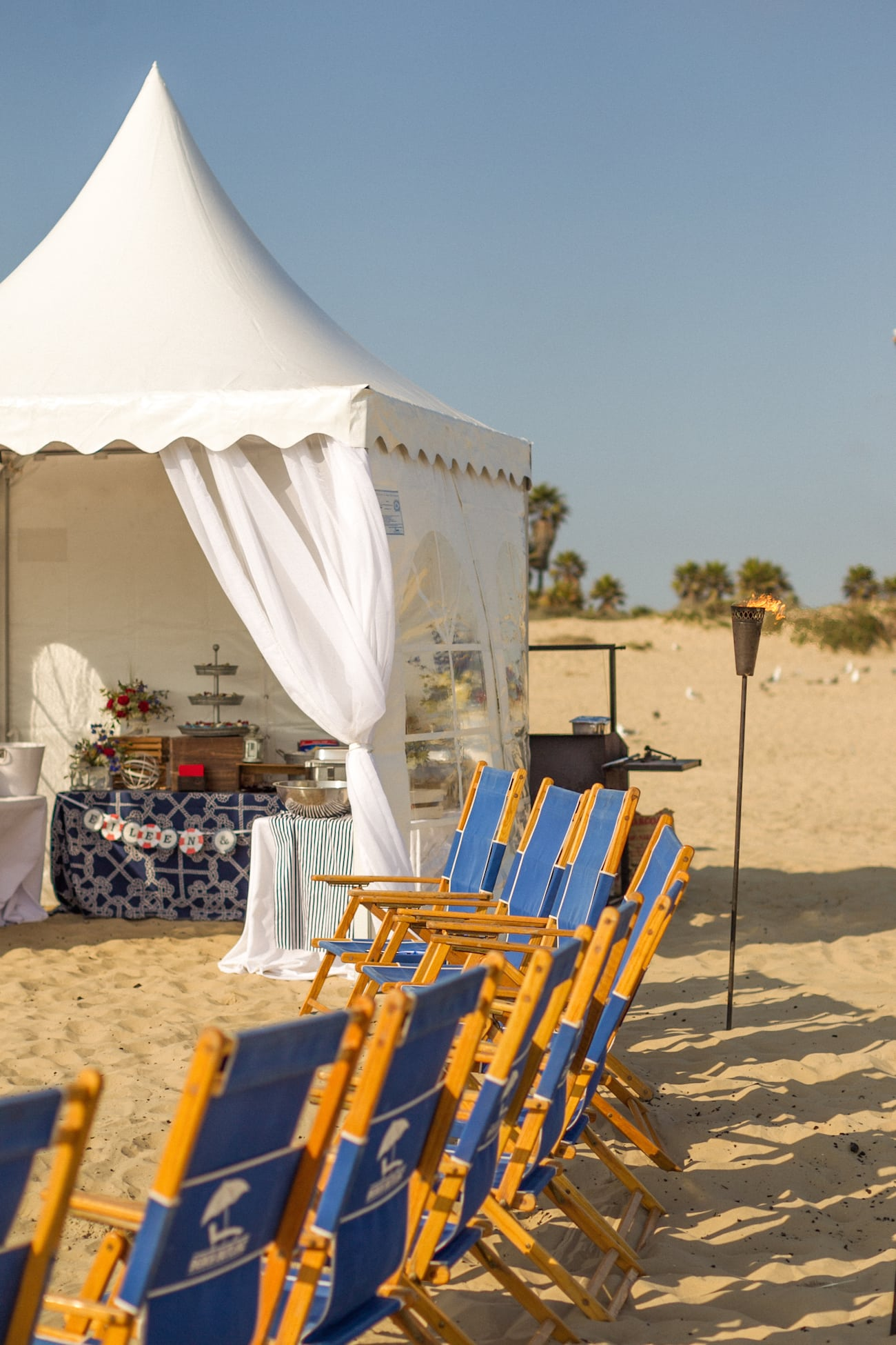 Beach Butlerz offers affordable and fun rentals for your wedding rehearsal party or event at the beach