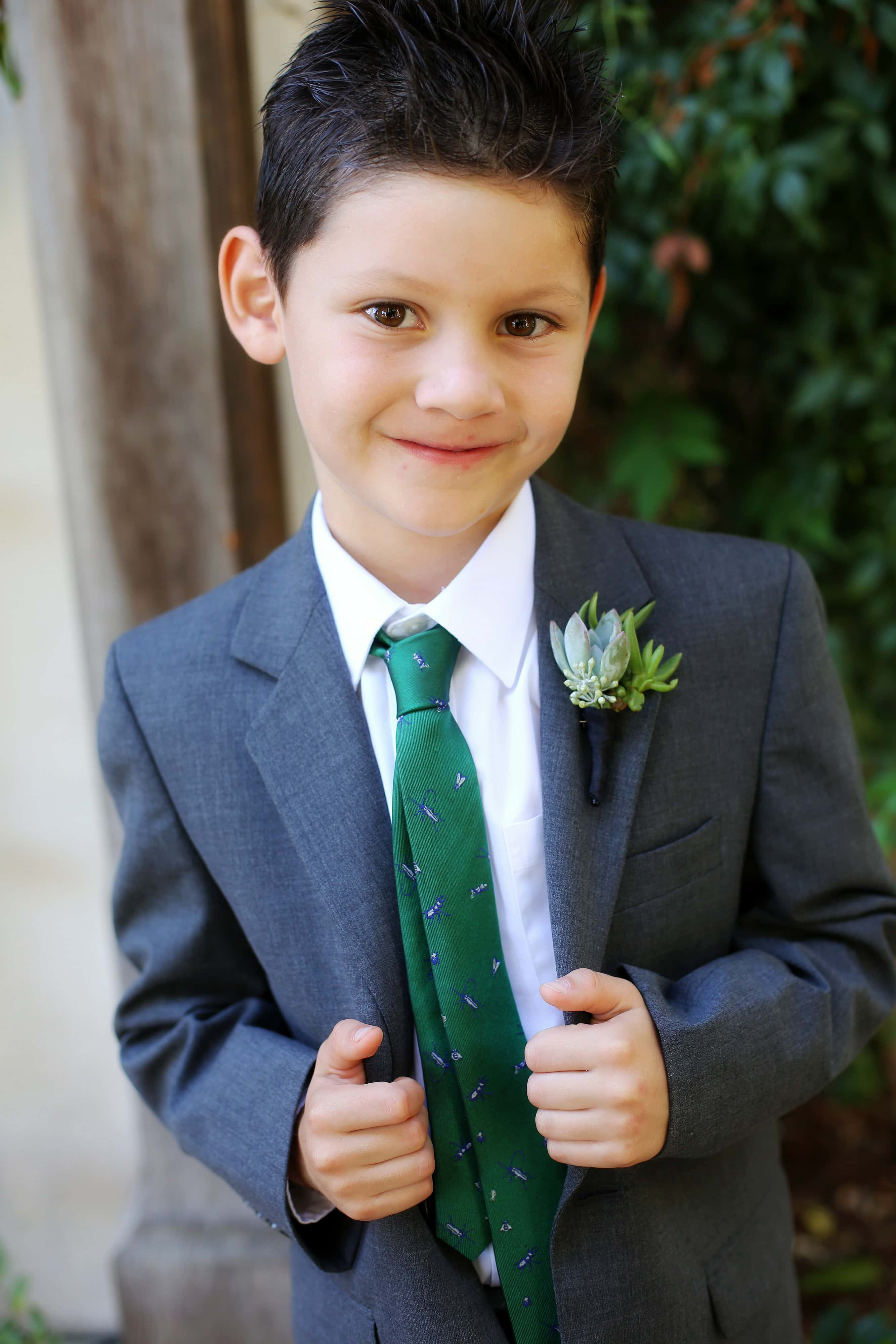 The Casitas Estate ring bearer