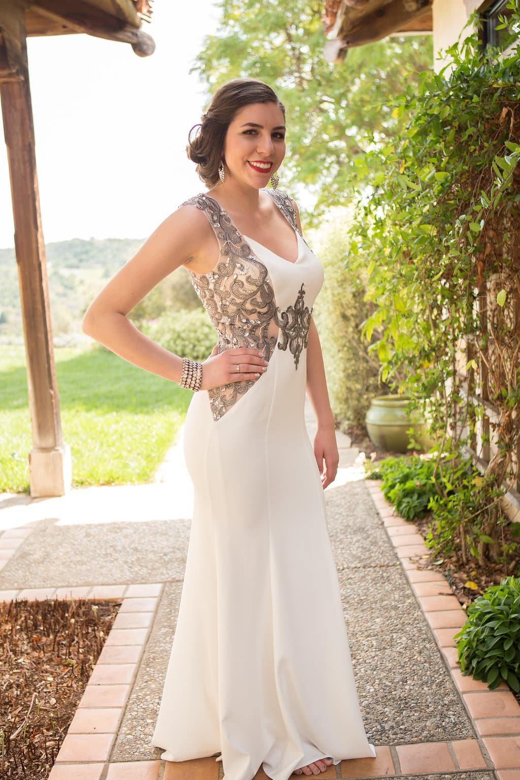 Whether it is prom, your quinceanera or a fun trip to Vegas, Valerie will put you at ease.